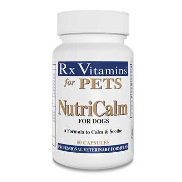 Picture of RX VITAMINS NUTRICALM CAPSULES - 50's