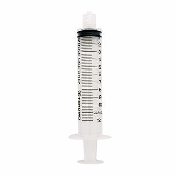 Picture of SYRINGE TERUMO 10cc LUER LOCK TIP - 100s