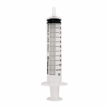 Picture of SYRINGE TERUMO 10cc LUER SLIP TIP - 100s