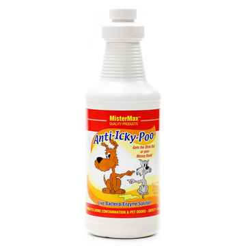 Picture of ANTI ICKY POO WITH SPRAYER(SCENTED) - 1qt