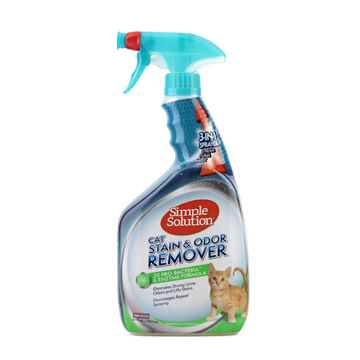 Picture of SIMPLE SOLUTION CAT STAIN&ODOR REMOVER - 32oz