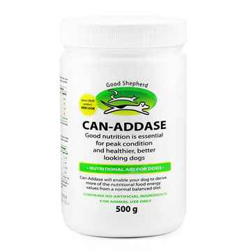 Picture of CAN-ADDASE DIGESTIVE ENZYME SUPPLEMENT - 500gm