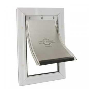 Picture of PETSAFE FREEDOM PET DOOR Aluminum - Medium