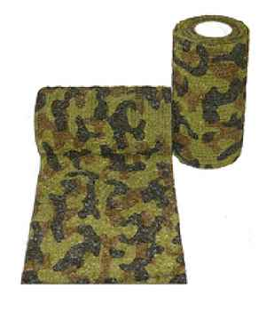 Picture of PETFLEX BANDAGE CAMOUFLAGE - 4in x 5yds - each