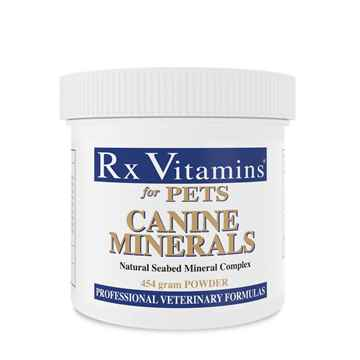 Picture of RX VITAMINS CANINE MINERAL POWDER - 454gm