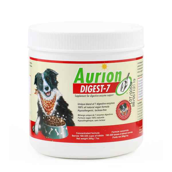 Picture of AURION DIGEST-7 SUPPLEMENT for DOGS - 200gm