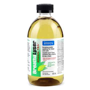 Picture of BREATHALYSER WATER ADDITIVE w/ GREEN TEA - 500ml