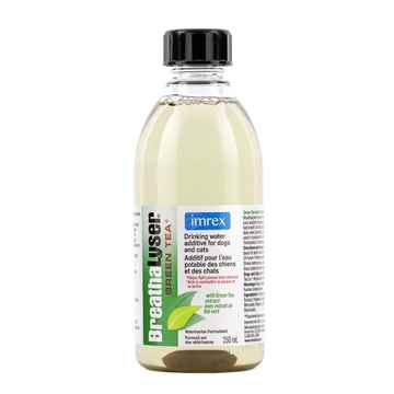 Picture of BREATHALYSER WATER ADDITIVE w/ GREEN TEA - 250ml