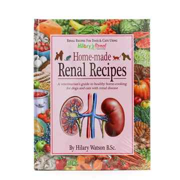 Picture of HILARYS RENAL RECIPES COOKBOOK