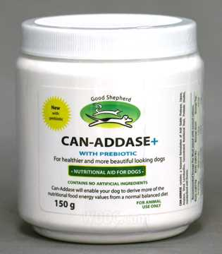 Picture of CAN-ADDASE+ w/PREBIOTIC DIGESTIVE ENZYME SUPPLEMENT - 150gm