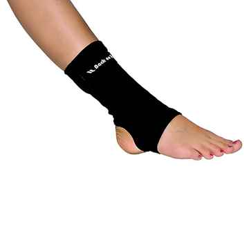Picture of BACK ON TRACK ANKLE BRACE BLACK MEDIUM
