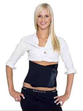 Picture of BACK ON TRACK BACK BRACE NARROW FRONT MEDIUM 85-115cm