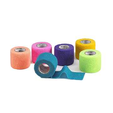 Picture of VETRAP 2in x 5yds ASSORTED - 18 rolls/box
