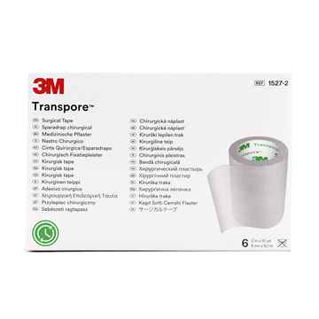 Picture of TRANSPORE TAPE 2in x 10yds - 6 rolls/box
