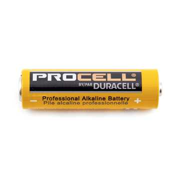 Picture of BATTERY PROCELL SIZE AA 1.5v  - ea