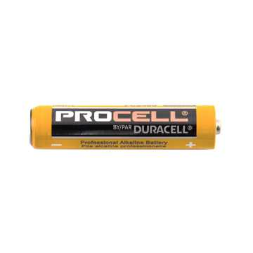 Picture of BATTERY PROCELL SIZE AAA 1.5v - ea