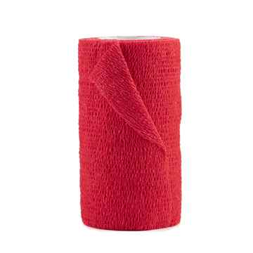 Picture of COFLEX BANDAGE RED - 4in x 5yds