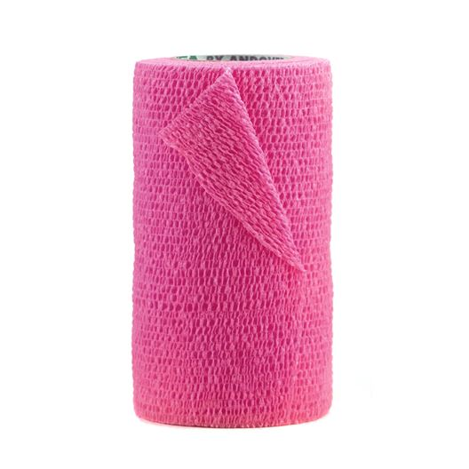 Picture of COFLEX BANDAGE NEON PINK - 4in x 5yds