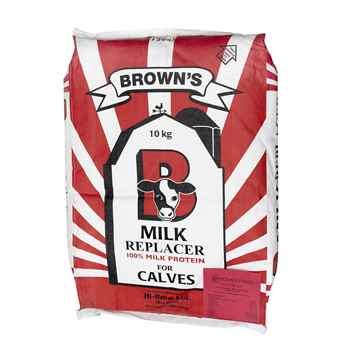 Picture of BROWNS MILK REPLACER STARTER CALF 26-26-16 (RED) - 10kg