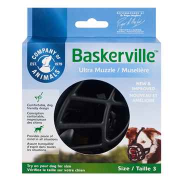 Picture of MUZZLE Baskerville Ultra - Size 3