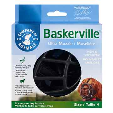 Picture of MUZZLE Baskerville Ultra - Size 4