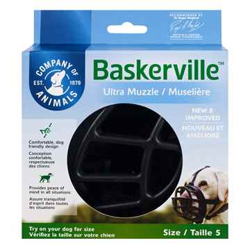 Picture of MUZZLE Baskerville Ultra - Size 5