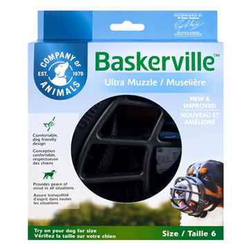Picture of MUZZLE Baskerville Ultra - Size 6