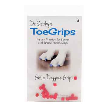 Picture of TOEGRIPS Dr Buzby's  Small - 20/pkg