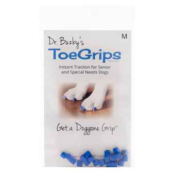 Picture of TOEGRIPS Dr Buzby's Medium - 20/pkg