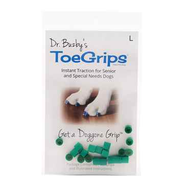 Picture of TOEGRIPS Dr Buzby's Large - 20/pkg