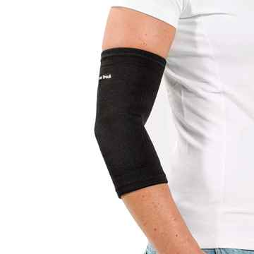 Picture of BACK ON TRACK ELBOW BRACE BLACK X LARGE