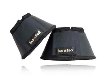 Picture of BACK ON TRACK BELL BOOTS (PAIR) LARGE