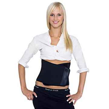 Picture of BACK ON TRACK BACK BRACE WIDE FRONT X LARGE