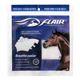Picture of FLAIR NASAL STRIPS BLACK