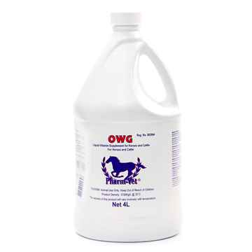 Picture of OWG WHEAT GERM OIL SUPPLEMENT - 4 litre