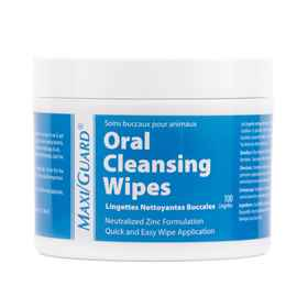 Picture of MAXI GUARD ORAL CLEANSING WIPES - 100/pkg