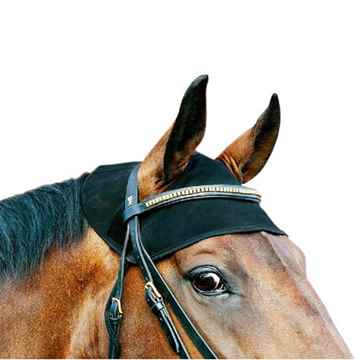 Picture of BACK ON TRACK HORSE HEAD CAP MED/LARGE