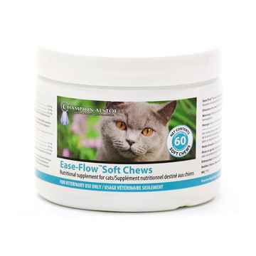 Picture of EASE FLOW CHEWS NUTRITIONAL SUPPLEMENT for CATS - 60s