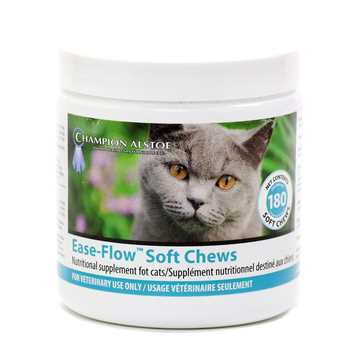 Picture of EASE FLOW CHEWS NUTRITIONAL SUPPLEMENT for CATS - 180s