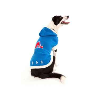 Picture of CLOTHING K/9 NHL HOODED SWEATER Small - Nordiques(d)