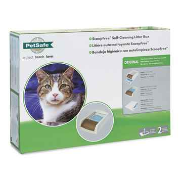 Picture of PETSAFE SCOOP FREE SELF CLEANING LITTER BOX