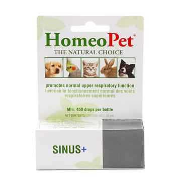 Picture of HOMEOPET SINUS PLUS - 15ml