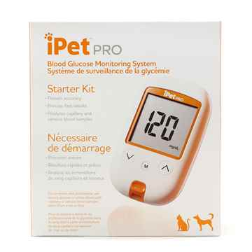 Picture of IPET PRO BLOOD GLUCOSE MONITORING KIT