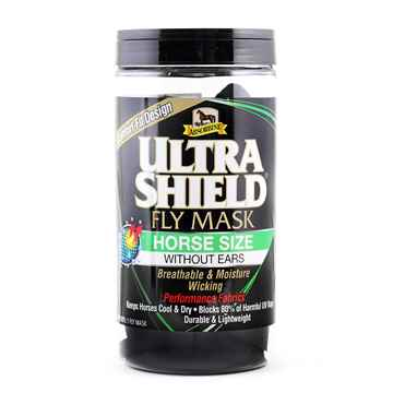 Picture of ULTRASHIELD HORSE FLY MASK without Ears