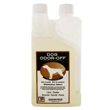 Picture of DOG ODOR OFF CONCENTRATE - 16oz