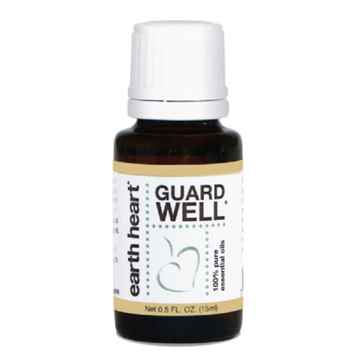Picture of EARTH HEART CANINE GUARD WELL AROMATHERAPY  Essential Oil - 15ml