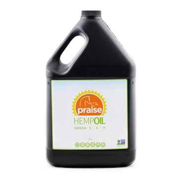 Picture of PRAISE HEMP OIL - 4 Liter