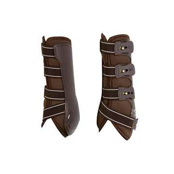 Picture of BACK ON TRACK ROYAL WORK BOOTS BROWN COB SIZE