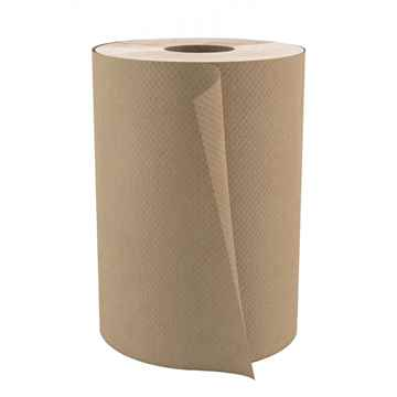 Picture of TOWEL BROWN PAPER ROLL REGULAR 8in x 350ft - 12s