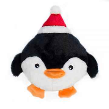 Picture of XMAS HOLIDAY ZIPPYPAWS Brainey - Penguin(nr)